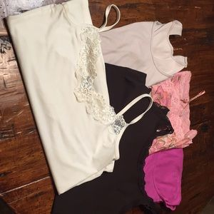 Tops - Camis and tanks